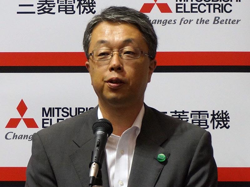 リビング・デジタルメディア事業部 菊池 家電映情事業部長