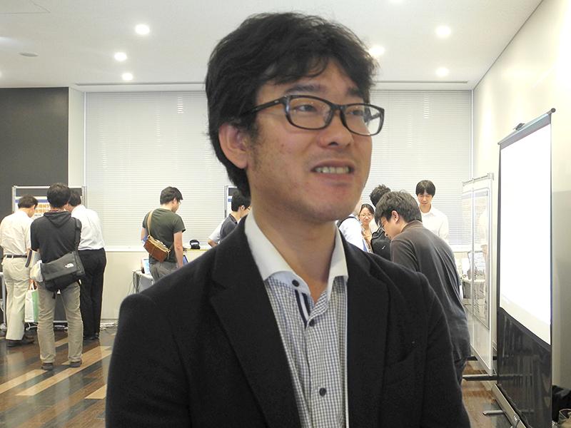 ロボット研究者の吉崎航氏がV-Sidoを開発