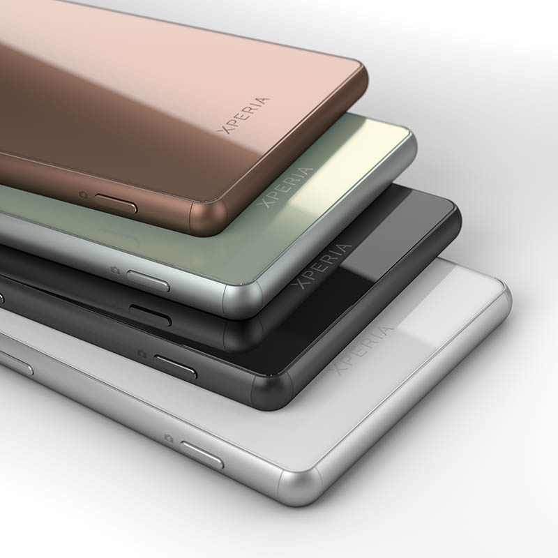 Xperia Z3は4色展開