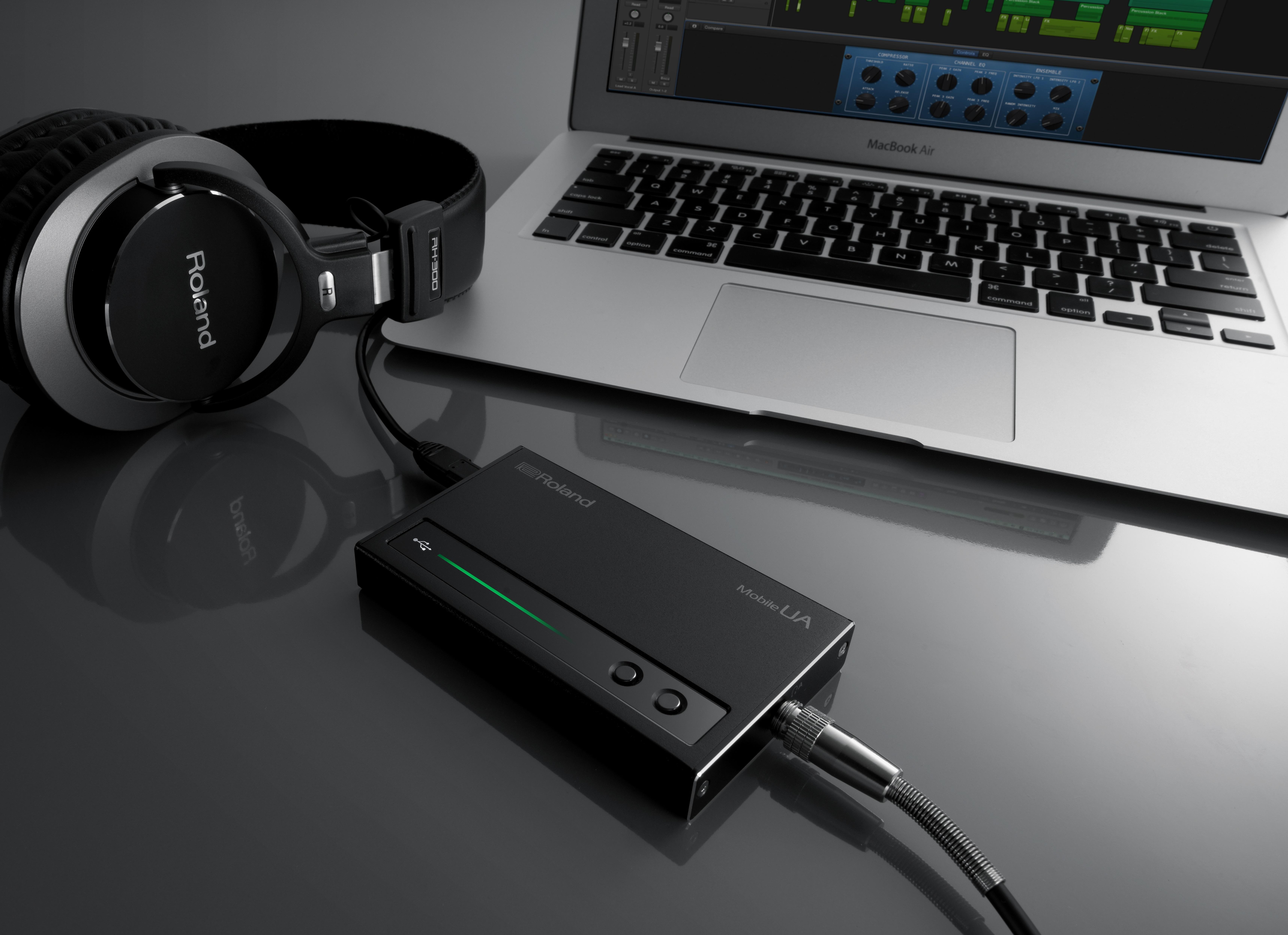 パソコン/ヘッドフォンとの接続例