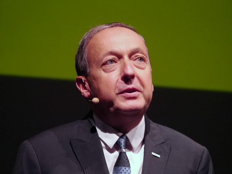 パナソニック ヨーロッパのローラン・アバディ(Laurent Abadie)会長