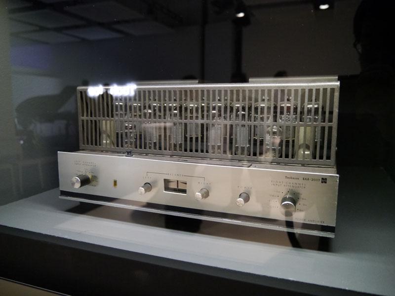 1966年発売のTechinics 20A