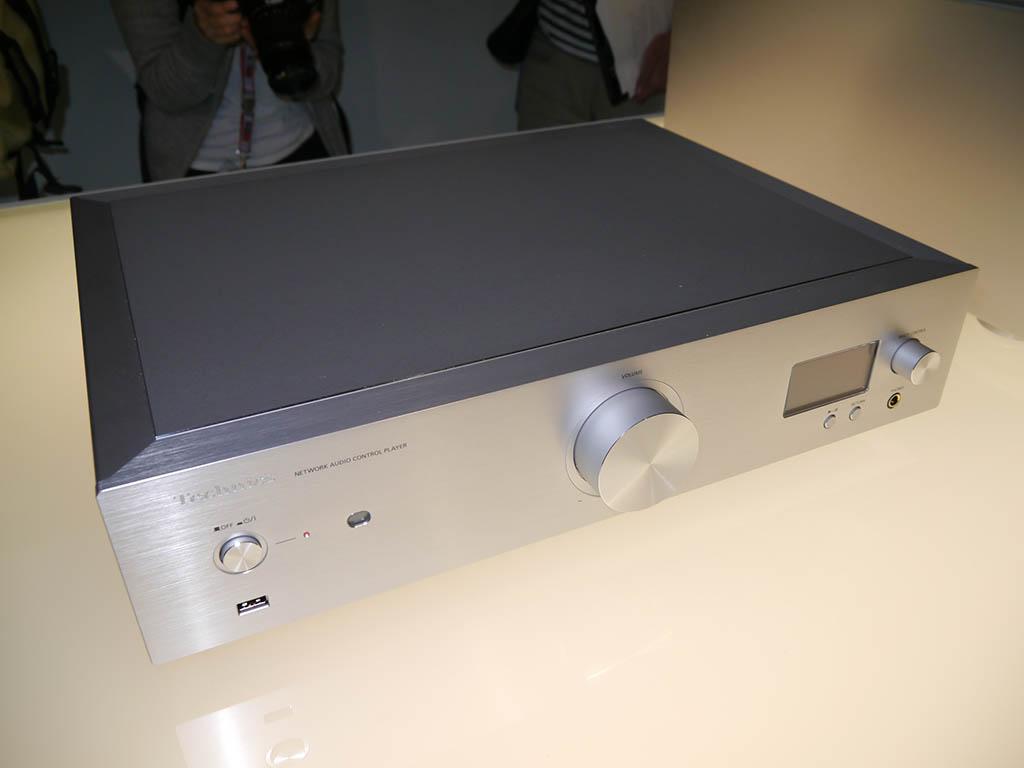 ネットワークオーディオコントロールプレーヤー「SU-R1」