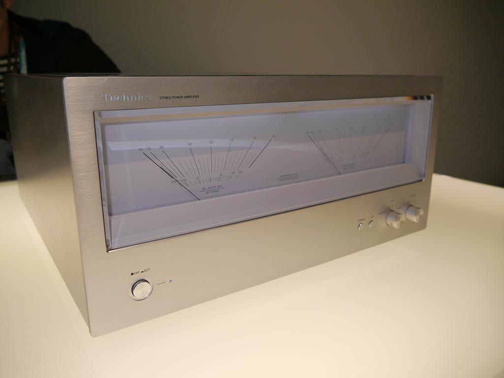 ステレオパワーアンプ「SE-R1」