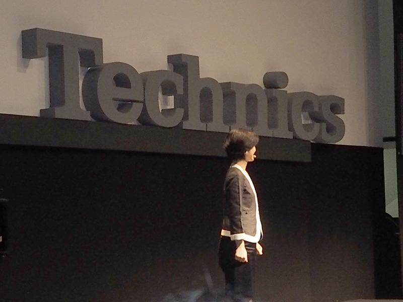 Technicsブランドが復活