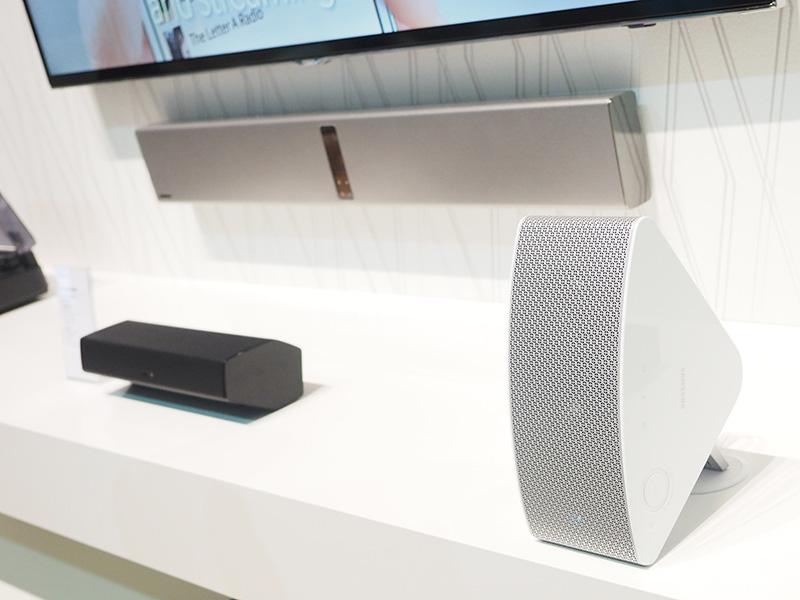 テレビ(別途送信機を利用)や音楽ストリーミングサービス、スマホなどのスピーカーとして使える