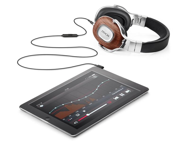 AH-MM400と「Denon Audio App」を組み合わせたところ