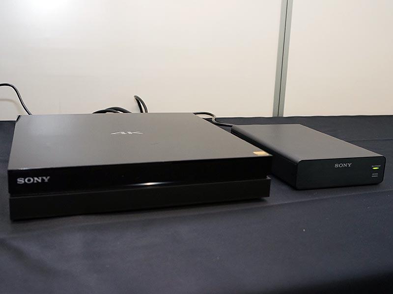 USB HDDに録画可能