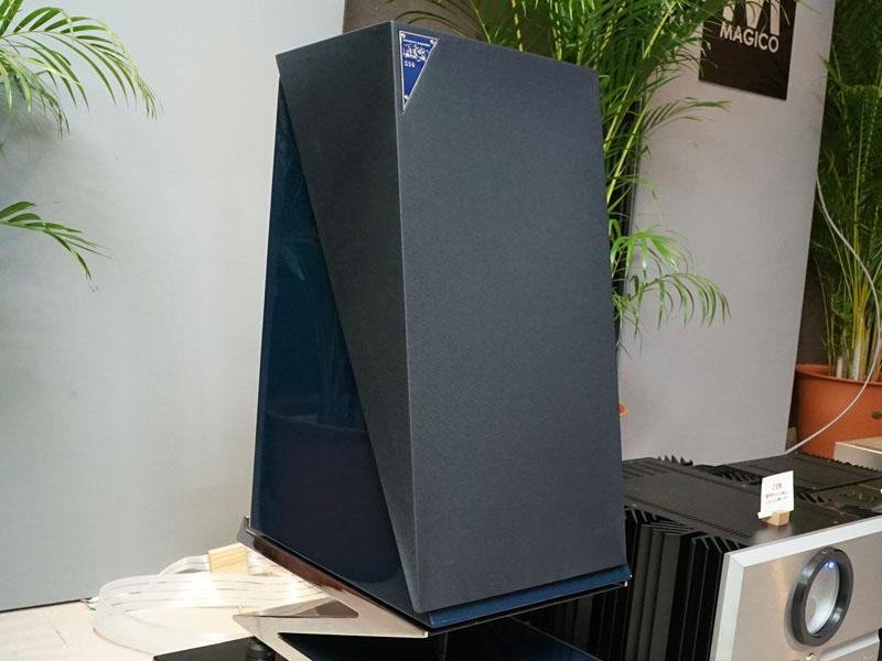 ATCの40週年記念スピーカー「S50」。3ウェイシステムで、世界限定10ペア、価格は430万円