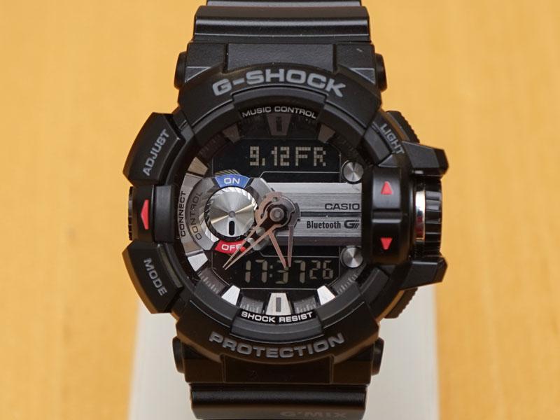 G-SHOCK「GBA-400」