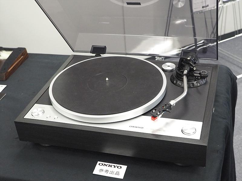 ターンテーブル「CP-1050」