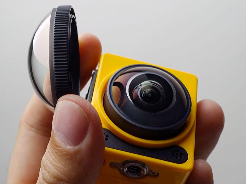 想像より小型? SP360