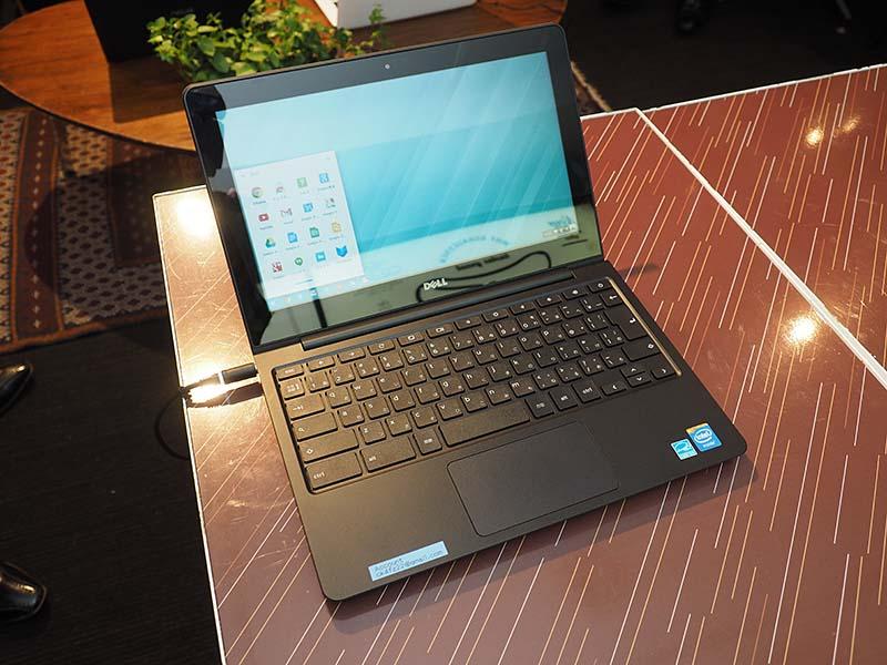 デル「Chromebook 11」