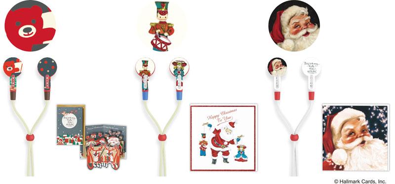 クリスマスデザイン(3種類)