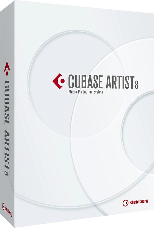 Cubase Artist 8