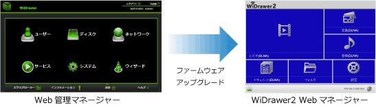 PCソフトのUIも変更される