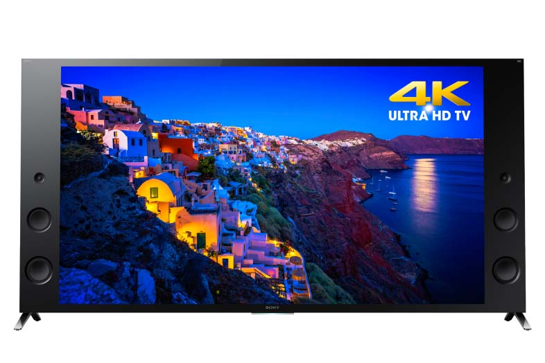 65型4Kテレビ「XBR-65X930C」