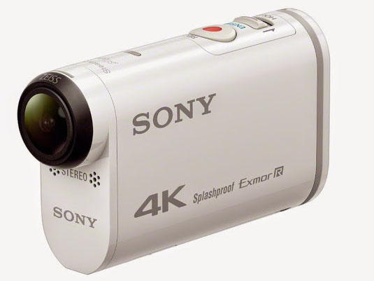 4K対応のアクションカメラ「FDR-X1000V」