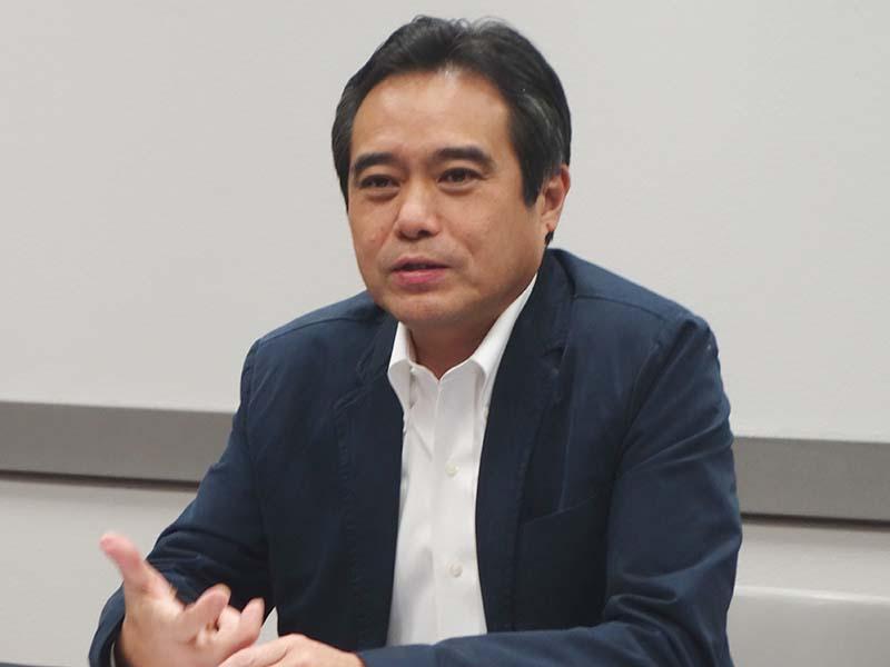 ソニーのテレビ事業会社、ソニービジュアルプロダクツの今村昌志社長