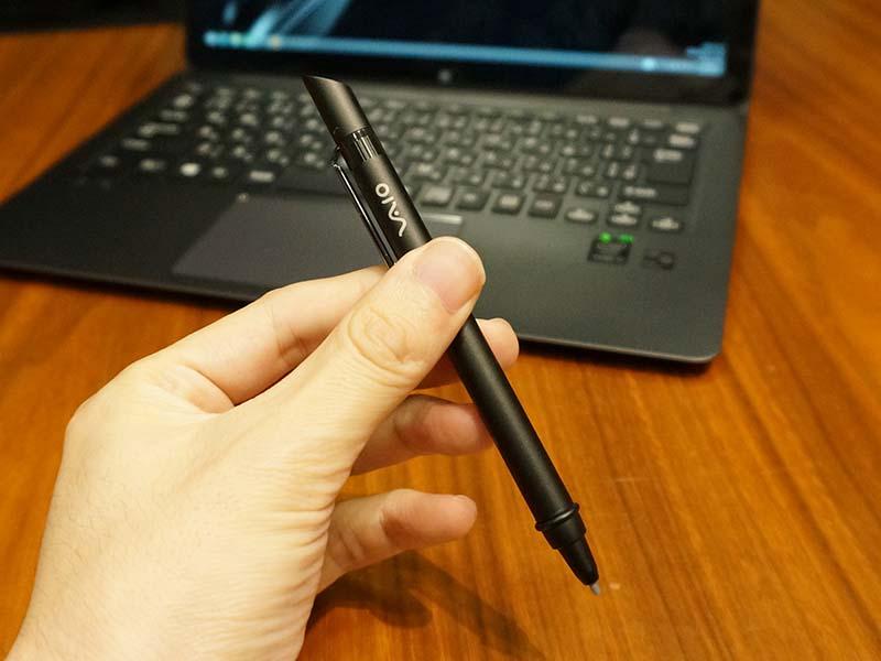 筆圧感知デジタイザペン