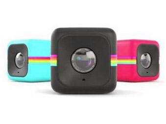 Polaroidブランドのアクションカメラ「CUBE」