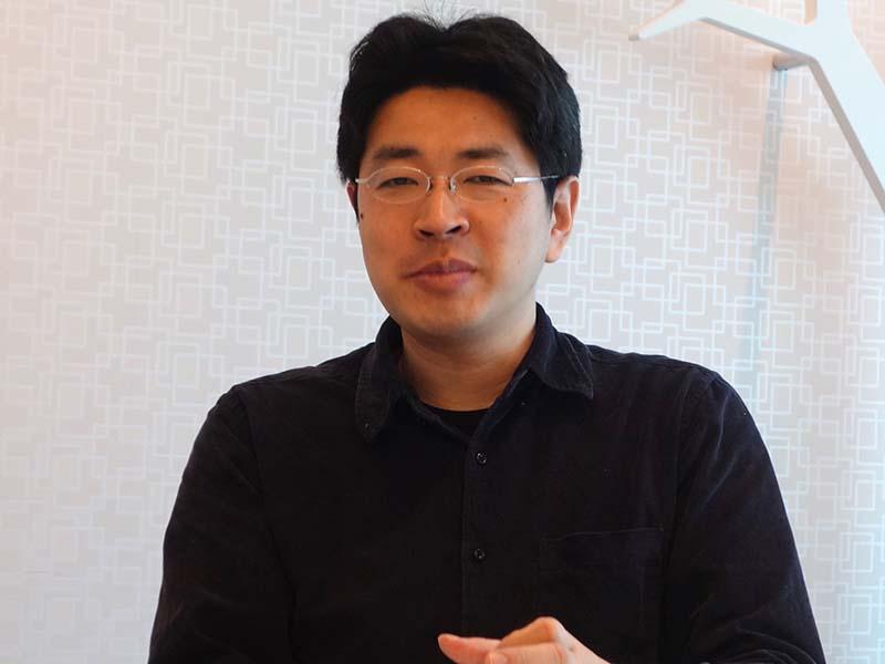 SCE研究開発本部2部 ソフトウェア・エンジニアの宮田直之氏