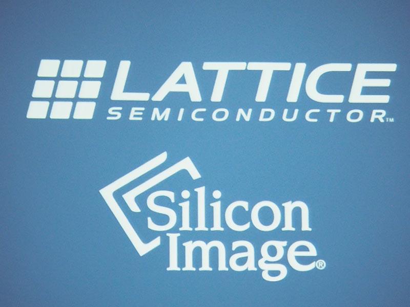 米Silicon Imageは、米Lattice Semiconductorの子会社となった