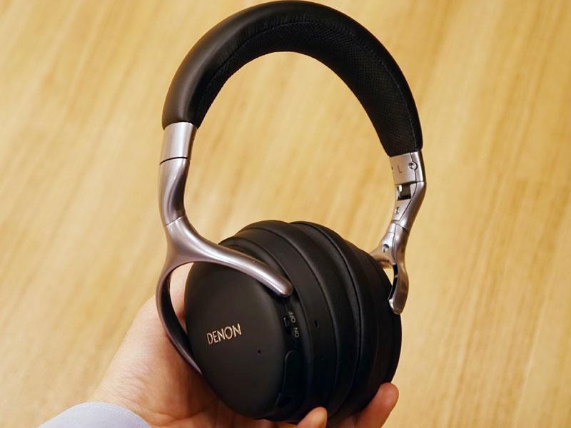 Bluetoothノイズキャンセルヘッドフォン「AH-GC20」