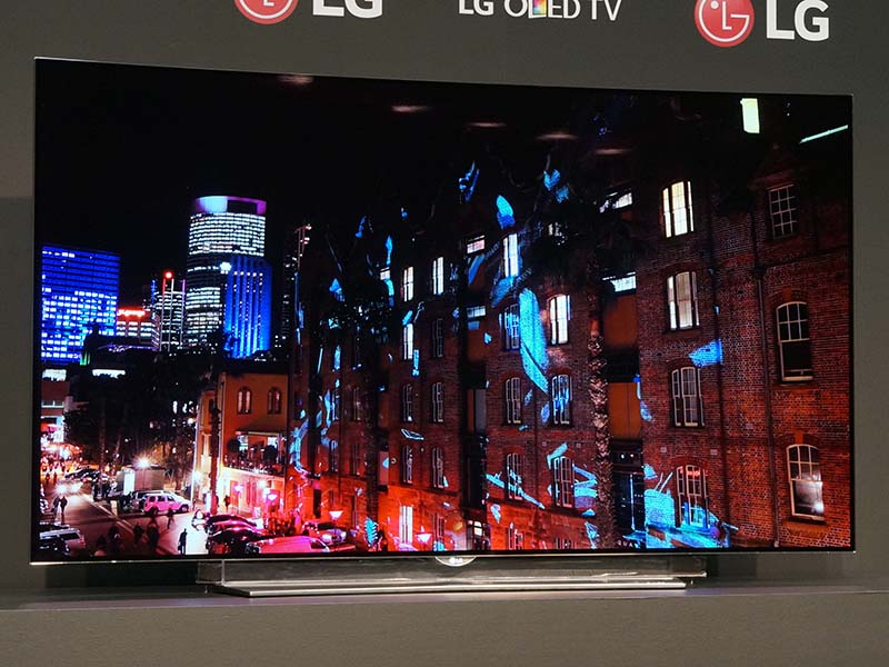LG OLED TV 65EG9600
