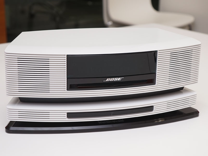 Wave SoundTouch music system High-Gloss Pearl