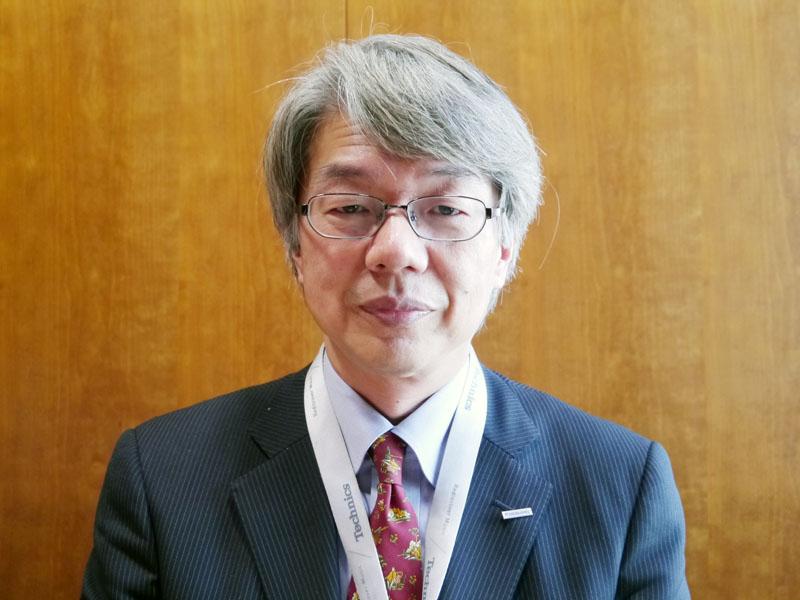 パナソニック アプライアンス社ホームエンターテインメント事業部テクニクス事業推進室チーフエンジニアの井谷哲也氏