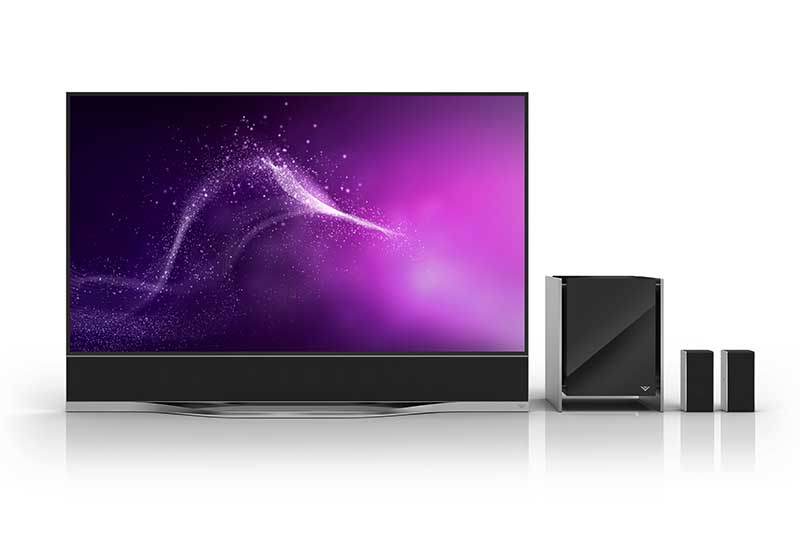 Dolby Vision対応の「VIZIO Reference Series」