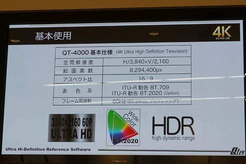 QT-4000シリーズの概要