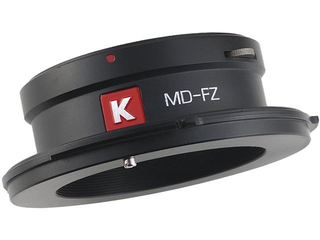 ミノルタMD/MCマウントレンズ用の「MD-FZ」