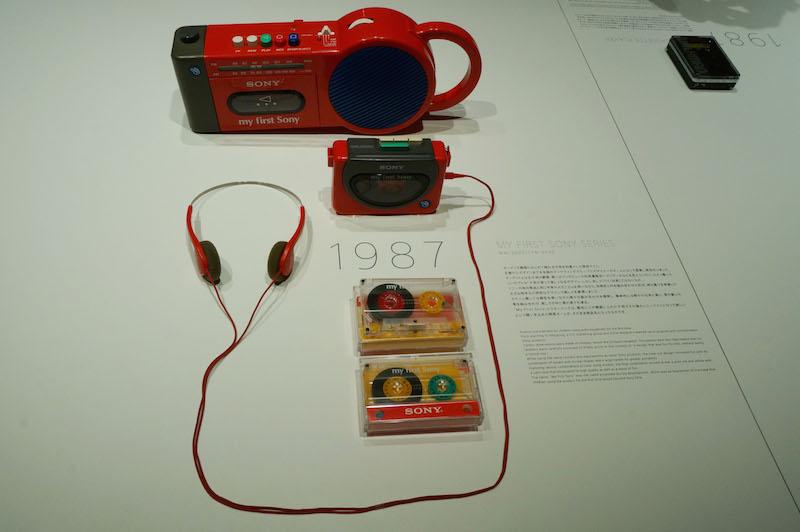 子ども向けのAV機器ブランド「My First」の製品