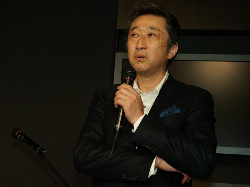 ソニー クリエイティブセンター シニアプロデューサーの市川和男氏