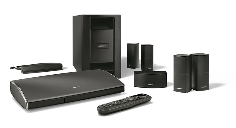 Lifestyle 535 Series III home entertainment system