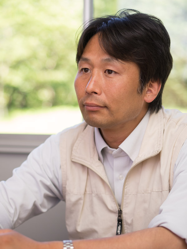 JUIDAの常務理事、岩田拡也 工学博士