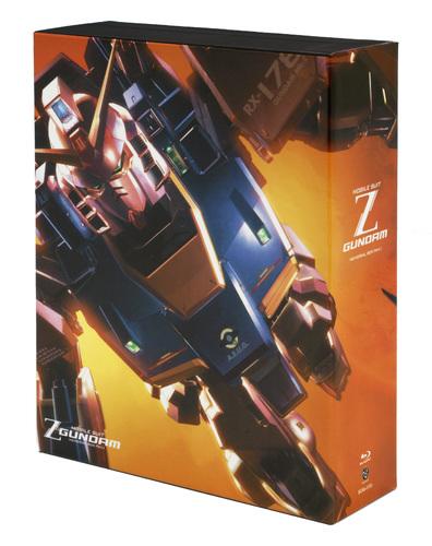 機動戦士Zガンダム メモリアルボックス Part.1