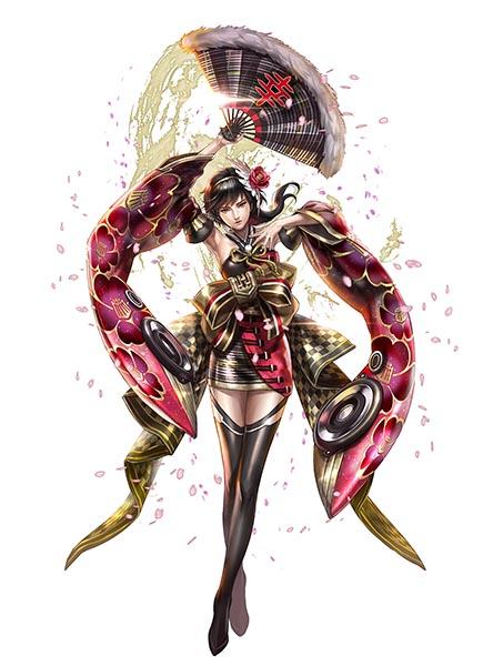 製品キャラクター「Sachiko」