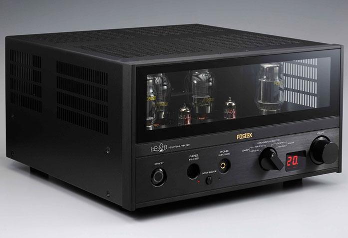 真空管ヘッドフォンアンプ「HP-V8」