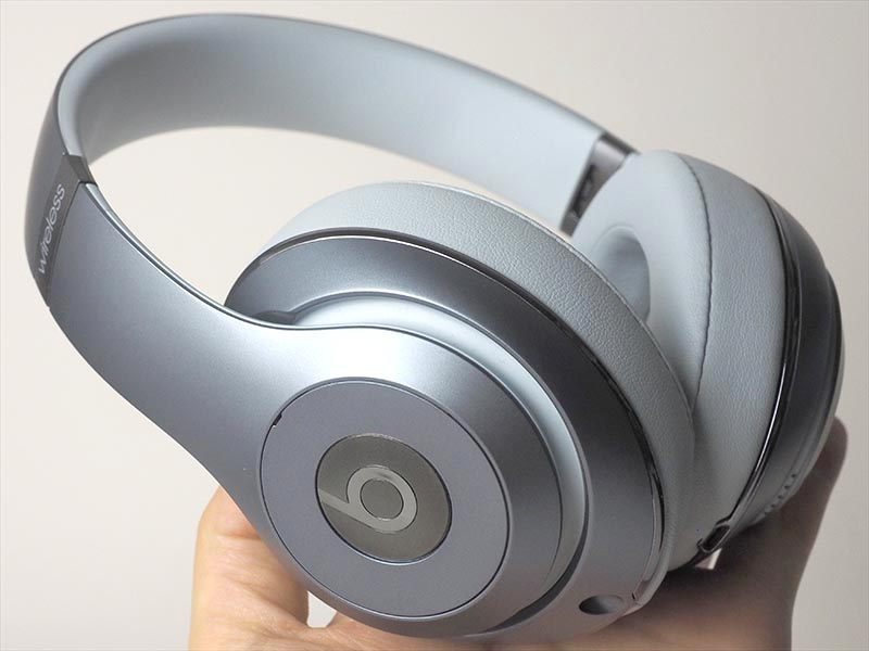 Beats Studio Wireless(メタリックスカイ)