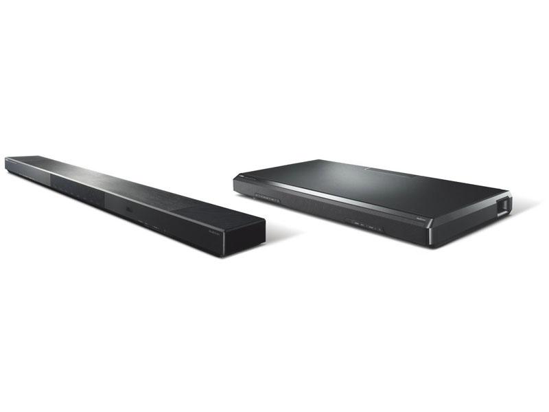 左が「YSP-1600」、右が「SRT-1500」