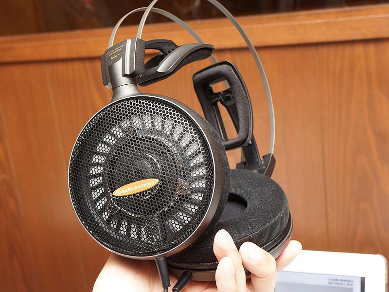 値上げの対象となるヘッドフォン「ATH-AD2000X」
