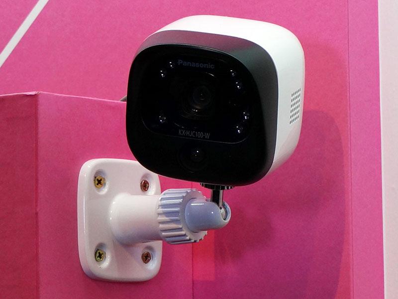 屋外カメラ(KX-HJC100-W)