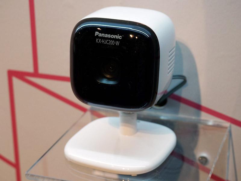 屋内カメラ(KX-HJC200-W)