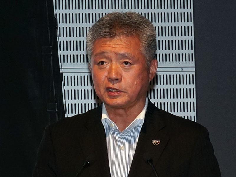 パナソニック コンシューマーマーケティング ジャパン本部 本部長の中島幸男氏