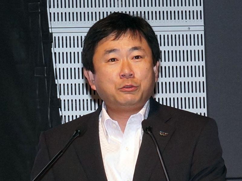 パナソニック システムネットワークス コミュニケーションプロダクツ事業部 事業部長の南恭博氏