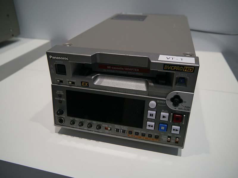 1998年の長野オリンピックではデジタル化が促進。「DVC PRO」が採用された