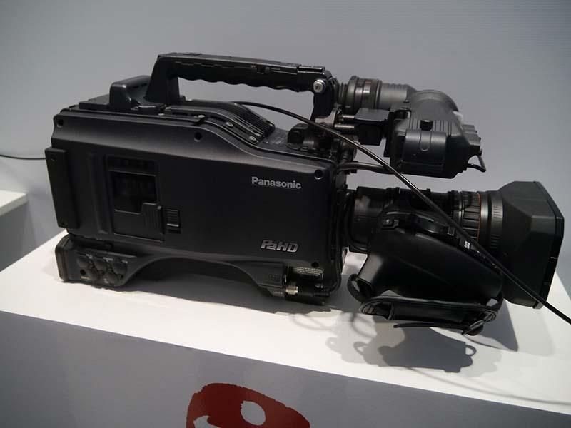 2008年の北京オリンピックで採用されたAVC Intra。P2HDシステムとして注目を集めた